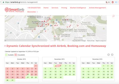 Smartbnb.gr VR Calendar